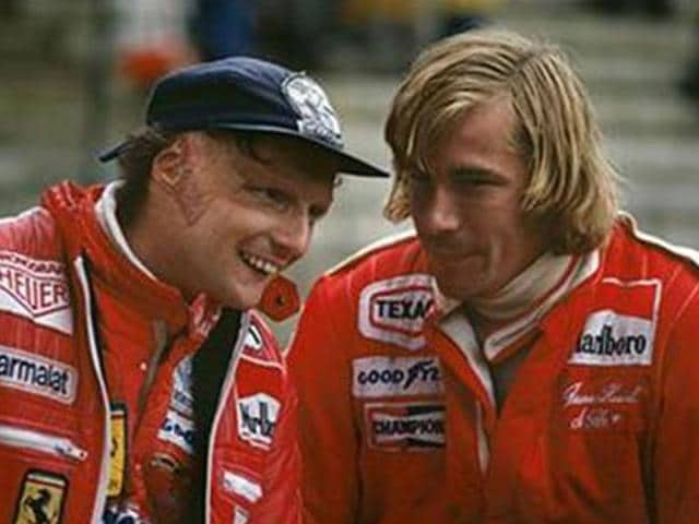 mrf,Hunt and Lauda,Hunt and Lauda to race in MRF series