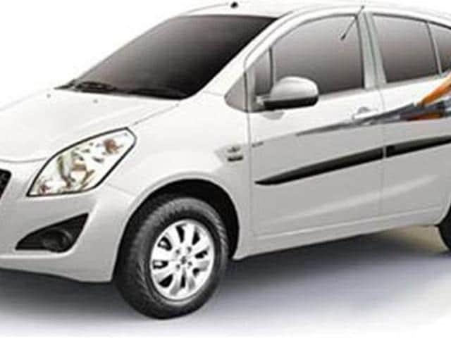 Maruti-launches-special-edition-Ritz