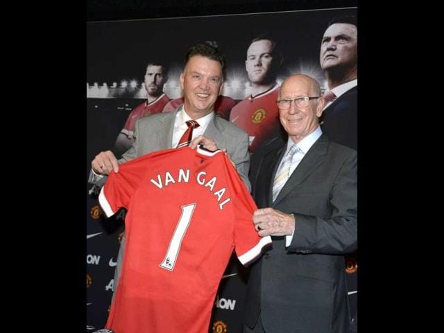Manchester United,Louis van Gaal,van gaal's first press conference