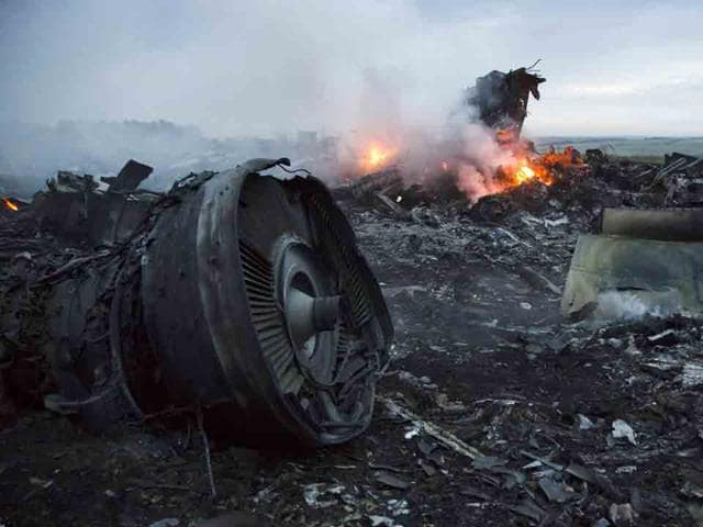 A-photo-shows-Malaysia-Airlines-flight-MH17-taking-off-from-Schiphol-Airport-in-Schiphol-the-Netherlands-Ukrainian-President-Petro-Poroshenko-said-the-jet-crashed-over-rebel-held-eastern-Ukraine-and-may-have-been-shot-down-AFP-photo