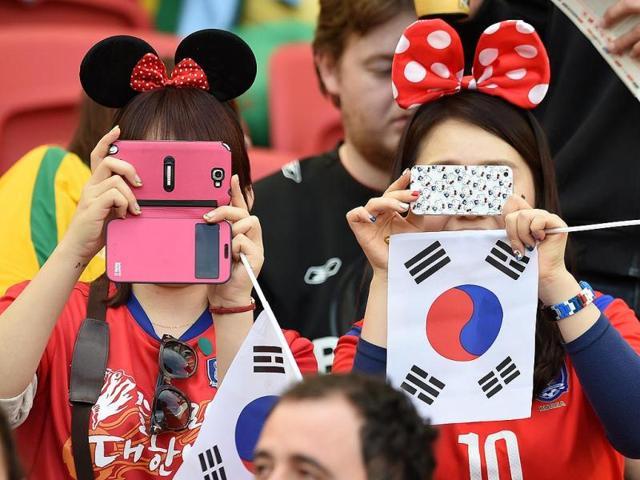 World Cu,Brazil,football fans