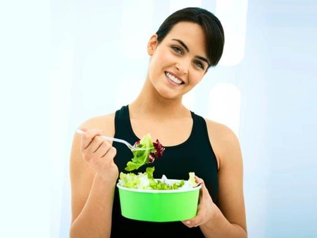 green vegetables,body clock,reset