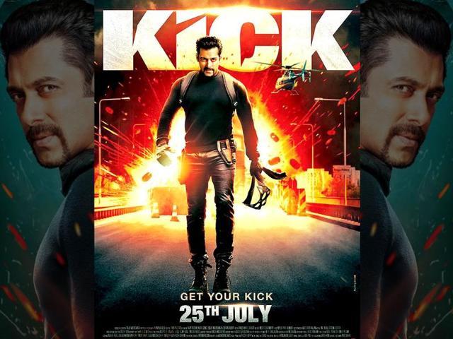 Salman Khan,Kick,Saat Smaundar Paar
