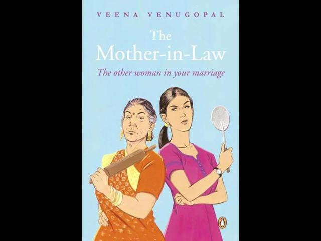 Veena Venugopal,Veena Venugopal book,mother-in-law