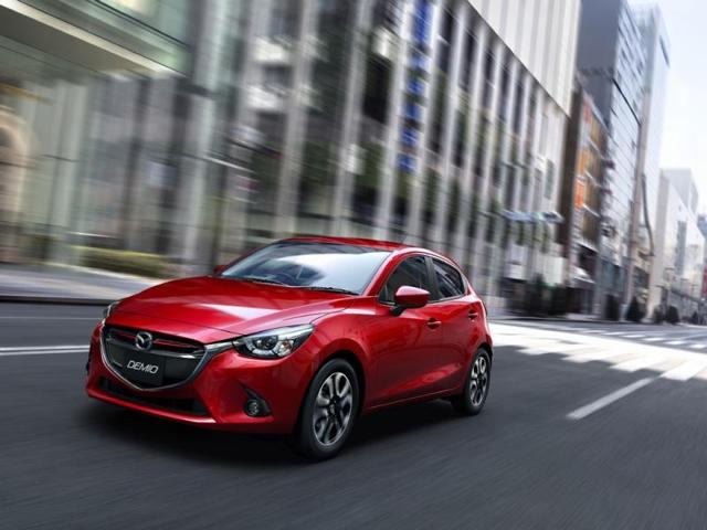 The-fourth-generation-Mazda2-will-make-its-debut-at-the-Paris-Motor-Show-in-October-Photo-AFP