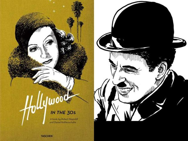 Hollywood in the 1930s,book,old hollywood