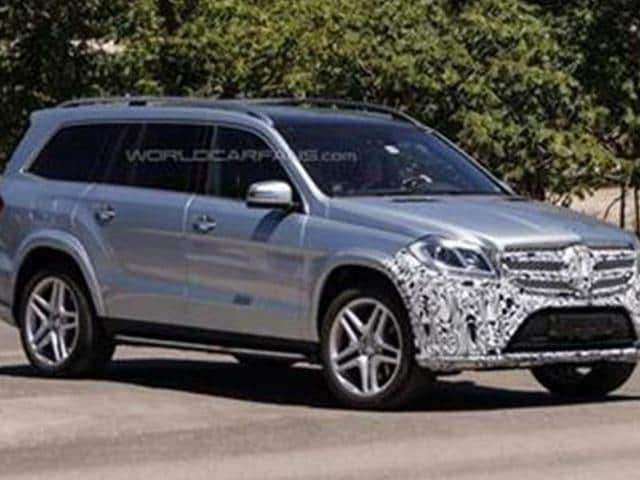Mercedes-working-on-GL-class-facelift