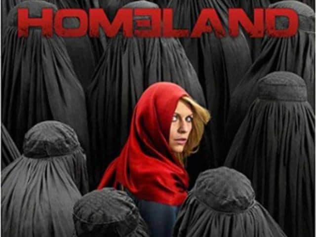 Homeland,television,Claire Danes