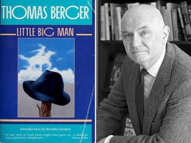 Thomas berger,little big man,the feud