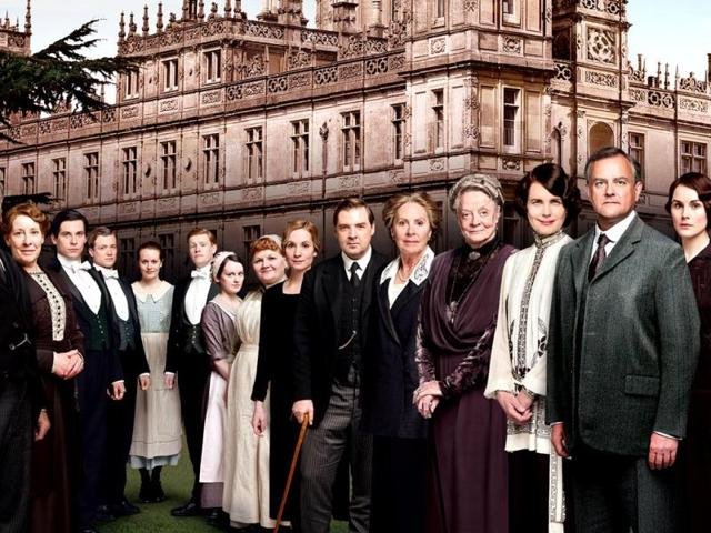 Downton Abbey,destinations