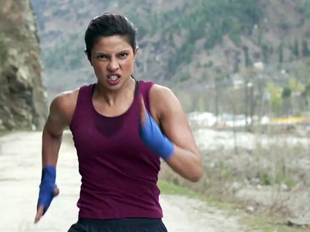 Mary Kom,Priyanka Chopra,Mary Kom in Manipur