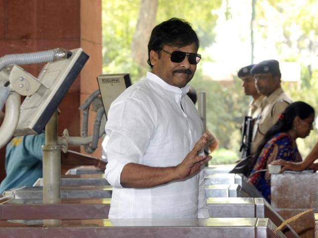Lutyens' bungalows,UPA ministers,K Chiranjeevi