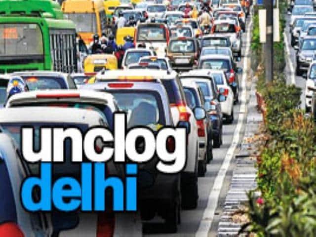 unclog delhi,L-G Najeeb Jung,10 ways to Unclog Delhi'