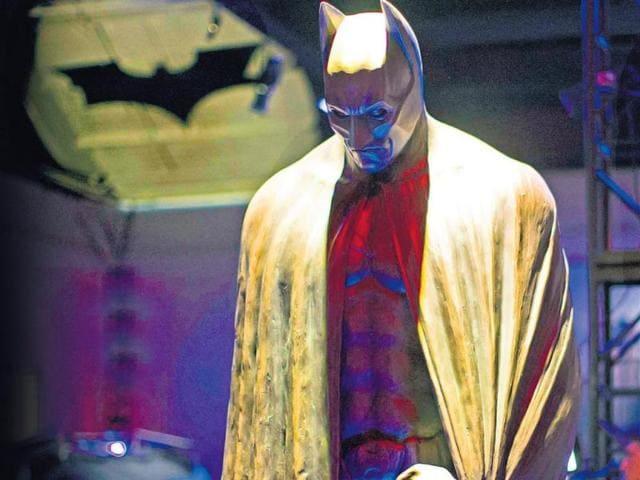 Batman,Gotham City,Caped Crusader