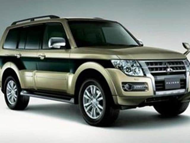 Mitsubishi-launches-Pajero-facelift-in-Japan