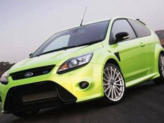 ford,new Focus RS,Focus RS