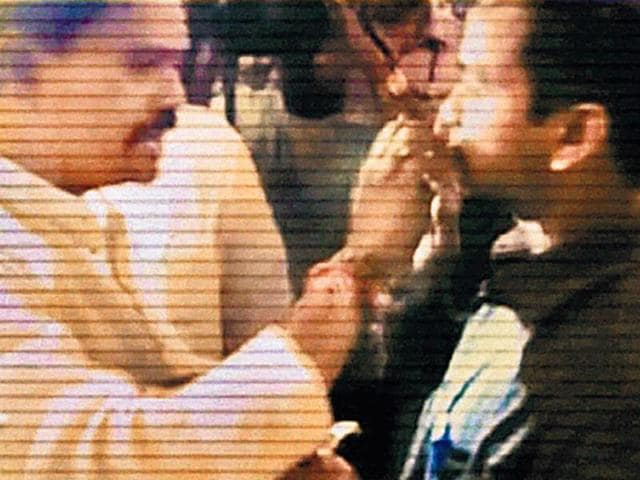 Shiv Sena,Saamna,force feed