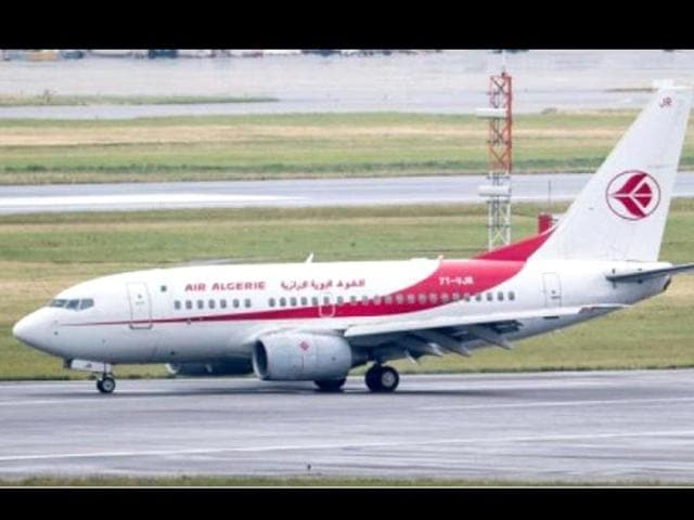 Air Algerie,plane crashes in Mali,Flight AH5017