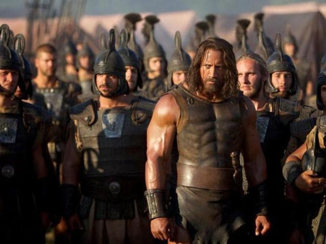 Hercules is based on the graphic novel Hercules: The Thracian Wars.