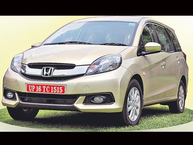 Mobilio set to cause a stir,Sumant Banerji,Honda's first 7-seater