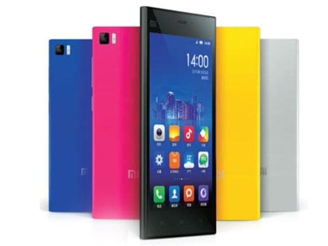 Xiaomi,Ericsson,smartphone