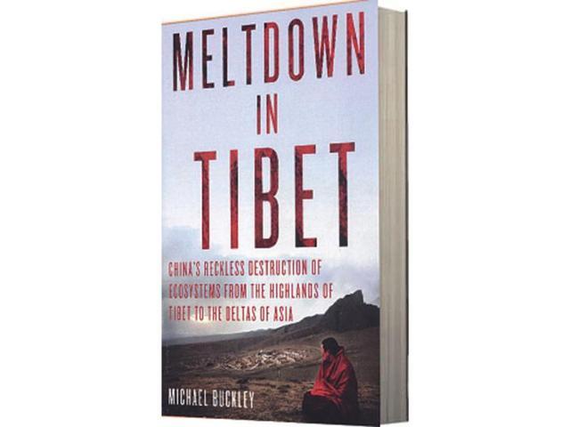 Thubten Samphel,Michael Buckley book,China