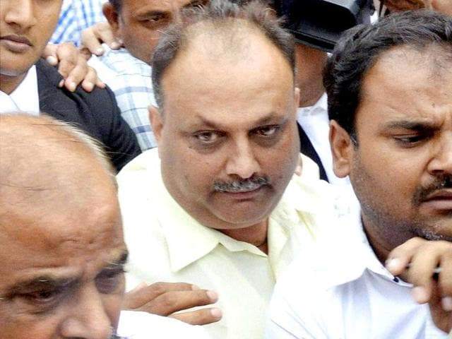 Sudhir-Sharma-who-is-an-accused-in-Madhya-Pradesh-Professional-Examination-Board-scam-in-Special-Task-Force-custody-after-he-surrendered-in-Bhopal-district-court-on-Friday-PTI-Photo