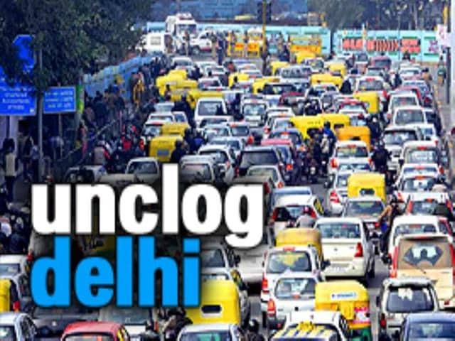 Delhi,unclog Delhi,Venkaiah Naidu