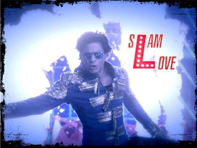 Happy New Year,Shah Ruk Khan,Abhishek Bachchan