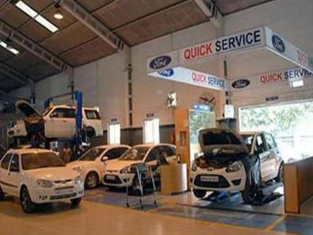 Ford-opens-4th-spare-parts-distribution-centre-in-India