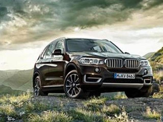 bmw,new X5 Expedition,BMW launches new X5 Expedition