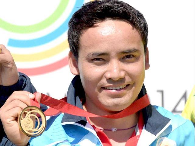 Shooter Jitu Rai qualifies for Rio Olympics after winning silver in World C'ships