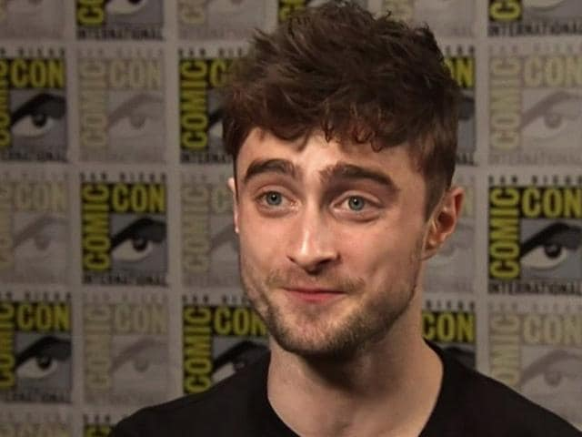 Daniel Radcliffe,Jamie Dornan,Fifty Shades of Grey