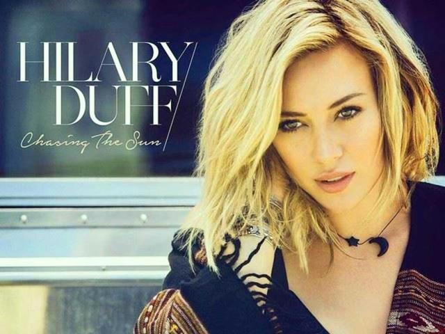 Hillary Duff,Chasing the sun,singer