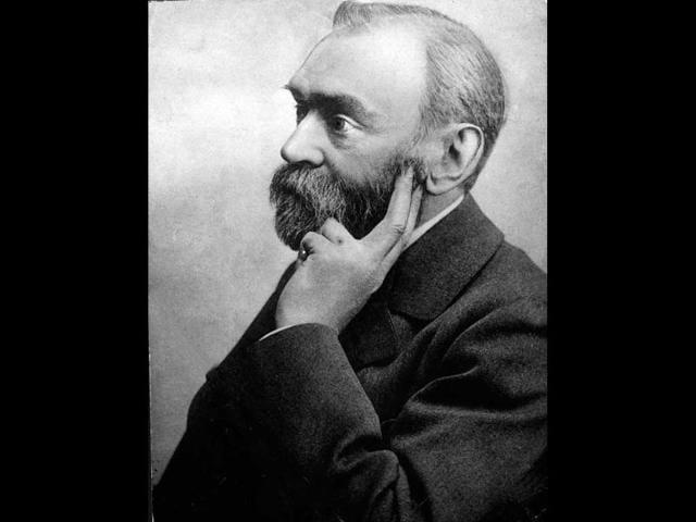 France,Sevran,Alfred Nobel