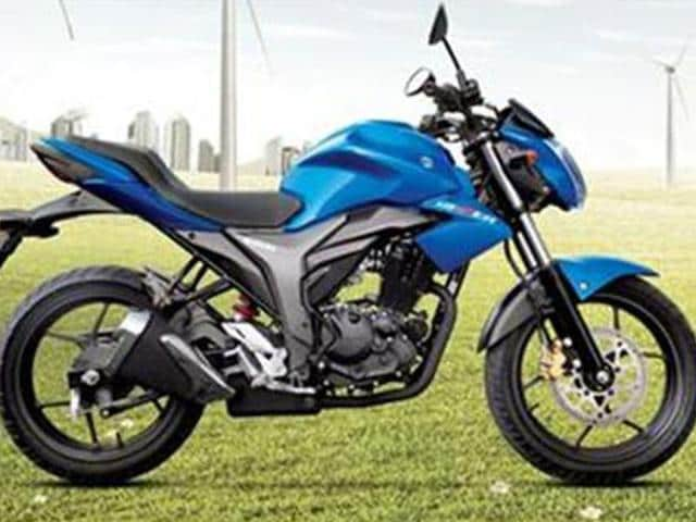suzuki,Gixxer,sporty 150cc bike