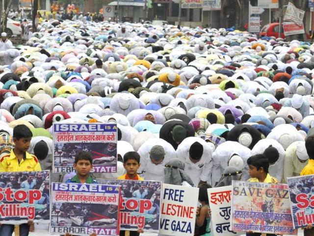 Eid-ul-fitr,Indore,Madhya Pradesh