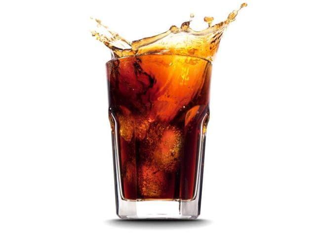 Popular soft drink