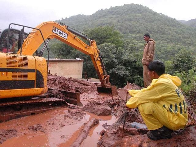 The-damaged-houses-after-a-landslide-triggered-by-heavy-rains-aLandslide-in-Ambegaont-Malin-village-in-Pune-district-Maharashtra-PTI-Photo