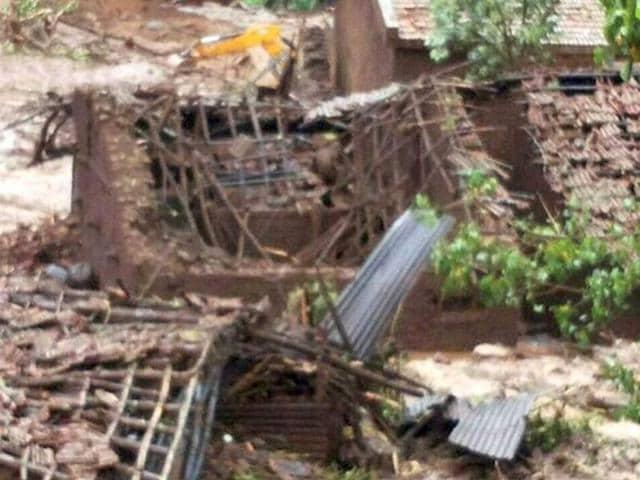 Malin village,Sawlaram Limbe,Malin landslide