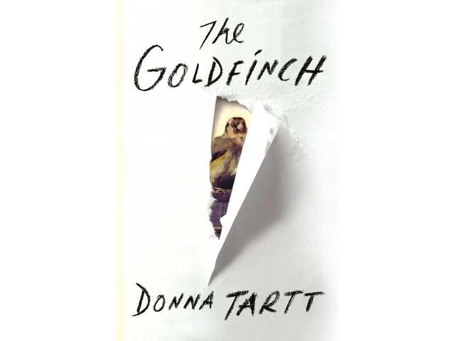 The Golfinch,Pultizer Prize,Donna Tarrt