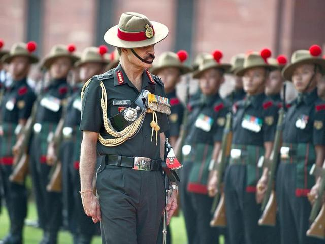 Army-chief-General-Dalbir-Singh-inspects-a-guard-of-honour-on-Friday-Photo-courtesy-Defence-ministry
