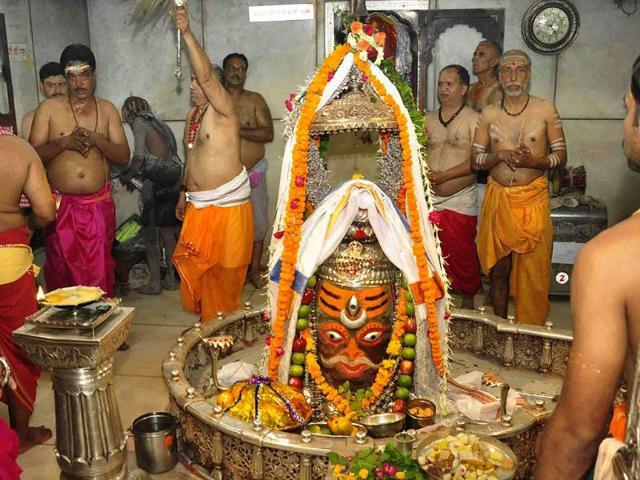 Ujjain,Mahakal temple,mobile phones
