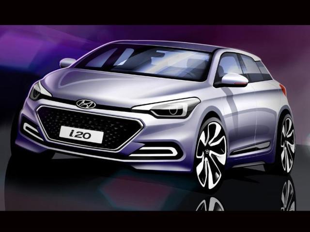 Hyundai New Generation i20,New Generation i20,New Hyundai i20