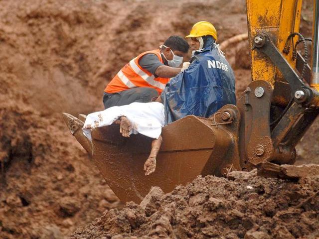 Malin mudslide,Malin landslide,Pune