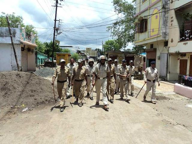 Mohalla Committee Movement Trust,communal tensions