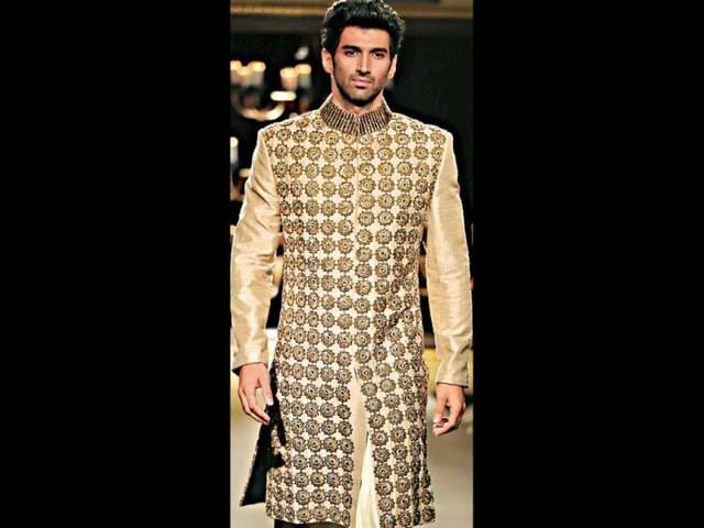 01061bfba2a3c The runway bridegroom | brunch | Hindustan Times