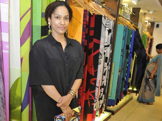 Ace-designer-and-fashion-director-of-Satya-Paul-Masaba-Gupta-Amit-K-Jaiswal-HT-photo