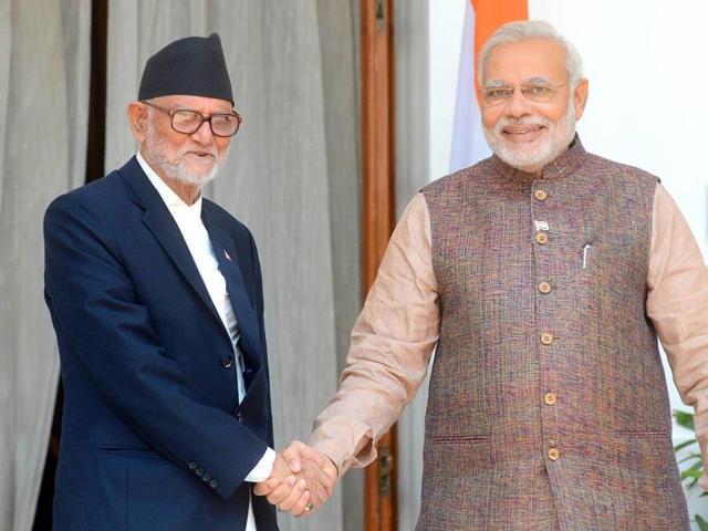 Narendra Modi,India-Nepal bilateral ties,Jeet Bahadur