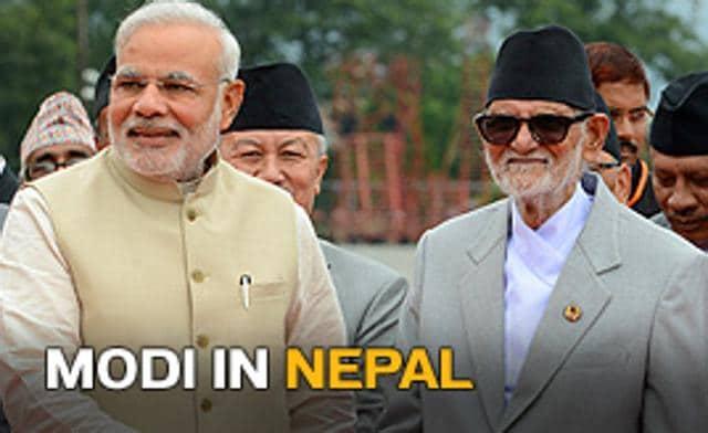 Modi-in-Nepal